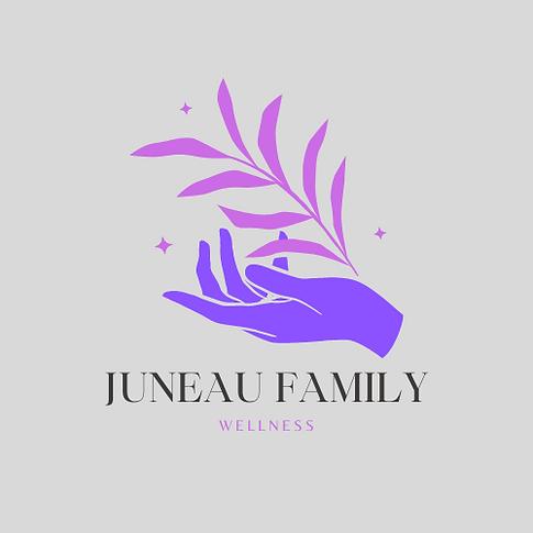 Natural & Organic Logo Template with Han