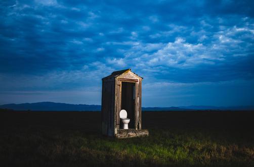 Toilet Field (2019)
