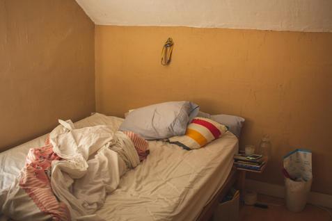 Bedroom in Wisconsin (2020)