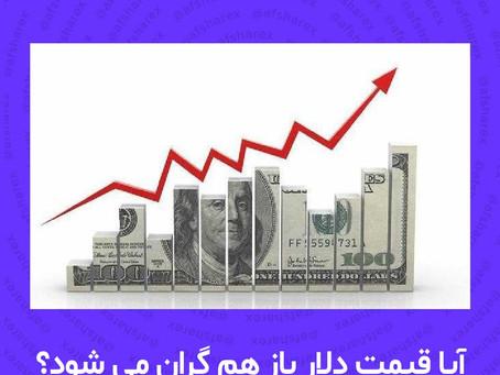آیا قیمت دلار باز هم گران می شود؟