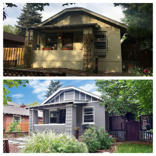 A new coat of paint is the best way to transform your home's exterior. Rather you need your entire house painted or just want to paint the trim and accents to cover chips and flaking, we can help. Emerson is equipped to handle all your house painting needs.