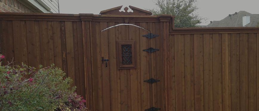 """<img src=""""fencegate.jpg"""" alt=building wooden fence gate for Rosenberg resident"""">"""