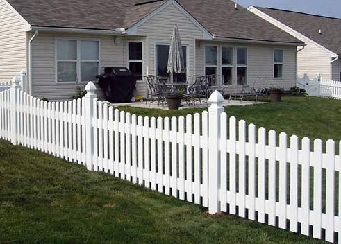 """<img src=""""vinylfencepicket.jpeg"""" alt=""""4 ft tall vinyl fence installed for Katy TX resident"""">"""