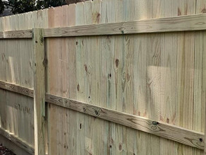 How much do wooden fences cost