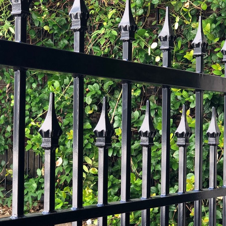 Pros and Cons Of Wrought Iron Fences