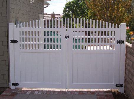 Choosing The best Gate For Your Katy- Fulshear Home