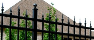 Comparing Aluminum and Wrought Iron Fence for Houston Residents