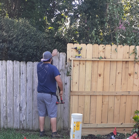 Why Wooden Fence Repairs Are Essential