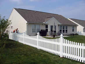How To Build A Vinyl Fence