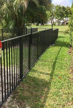 "<img src=""wroughtironfence.jpeg"" alt=""Installing wrought iron fence in Sugar Land TX"">"