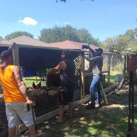 Sugar Land Fence Repairs