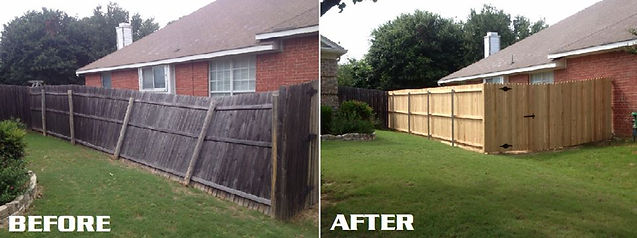 """<img src=""""wood fence repairs.png"""" alt=""""before and after wooden fence was repaired"""">"""