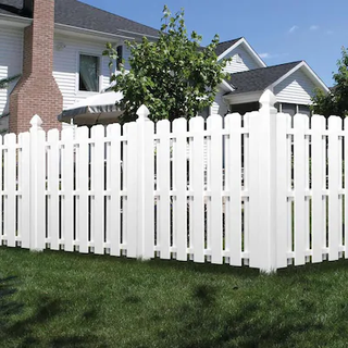 Vinyl has been known to expand and contract as temperatures fluctuate, which can make the material more brittle over time. Overall, however, vinyl is one of the most durable fencing materials on the market. ... Vinyl requires much less maintenance than wood fencing, saving you valuable time and money