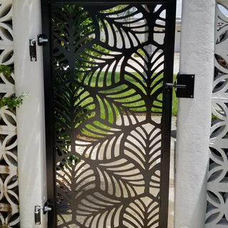 Because our custom gates are one-of-a-kind projects, EHE bases our prices based on your needs and budget. When you contact our team we will lead you through this three step process. We prefer to come by your home or business to meet you in person to discuss your targeted budget, if you don't have one no problem we can provide a rough estimate based on prior projects after you describe your needs.