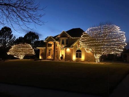 Christmas Light Installation Tips