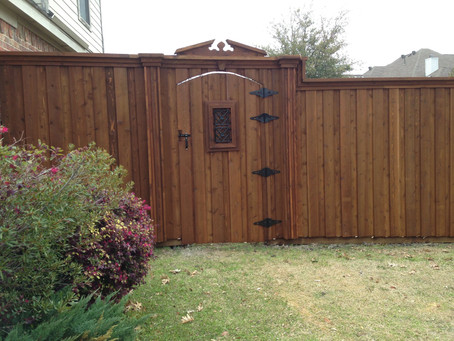 Benefits of a Wooden Fence