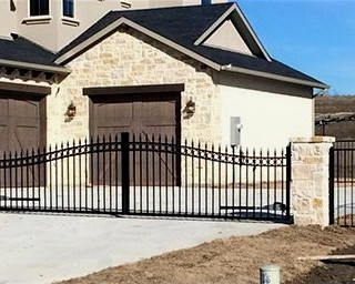 Despite the name, ornamental fencing is not just used for decoration but provide a great barrier of protection and defines your property line. EHE fences are constructed with the highest quality aluminum or steel and are resistant to our harsh Houston weather. Ornamental Fences is also a great deterrent to theft and trespassing. EHE does not provide cookie cutter fence option but provides homeowners in Fort Bend county area the opportunity to have your fence done your way. With all the various styles, fittings, and door options you will find an ornamental fence to fit your taste and budget.