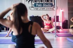 cool down pole dance empowerment studio 92 rueil paris ile de france hauts de seine