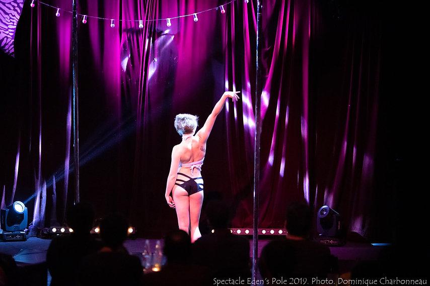 empowerment pole dance studio 92 fitness rueil malmaison paris spectacle prestation