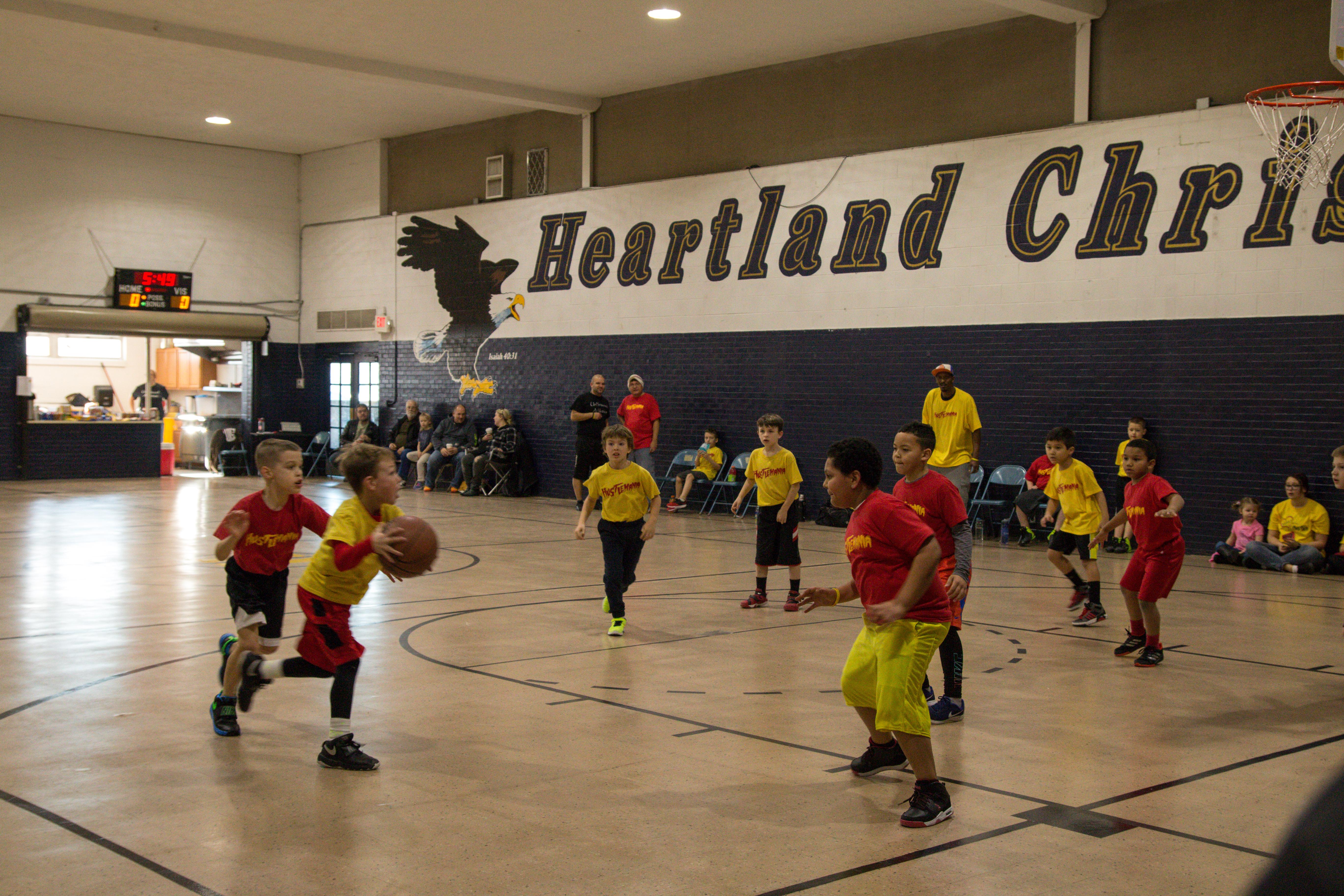 UFA Basketball