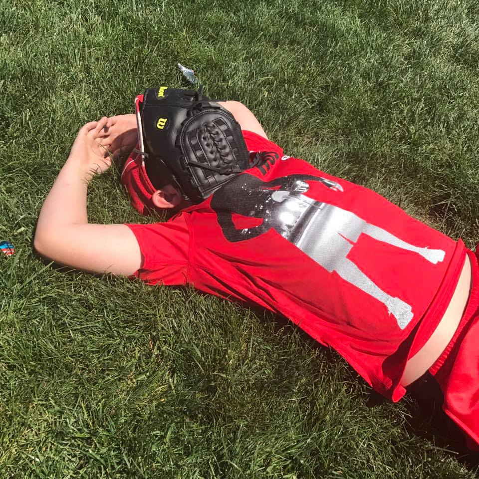 Long Day at the Field