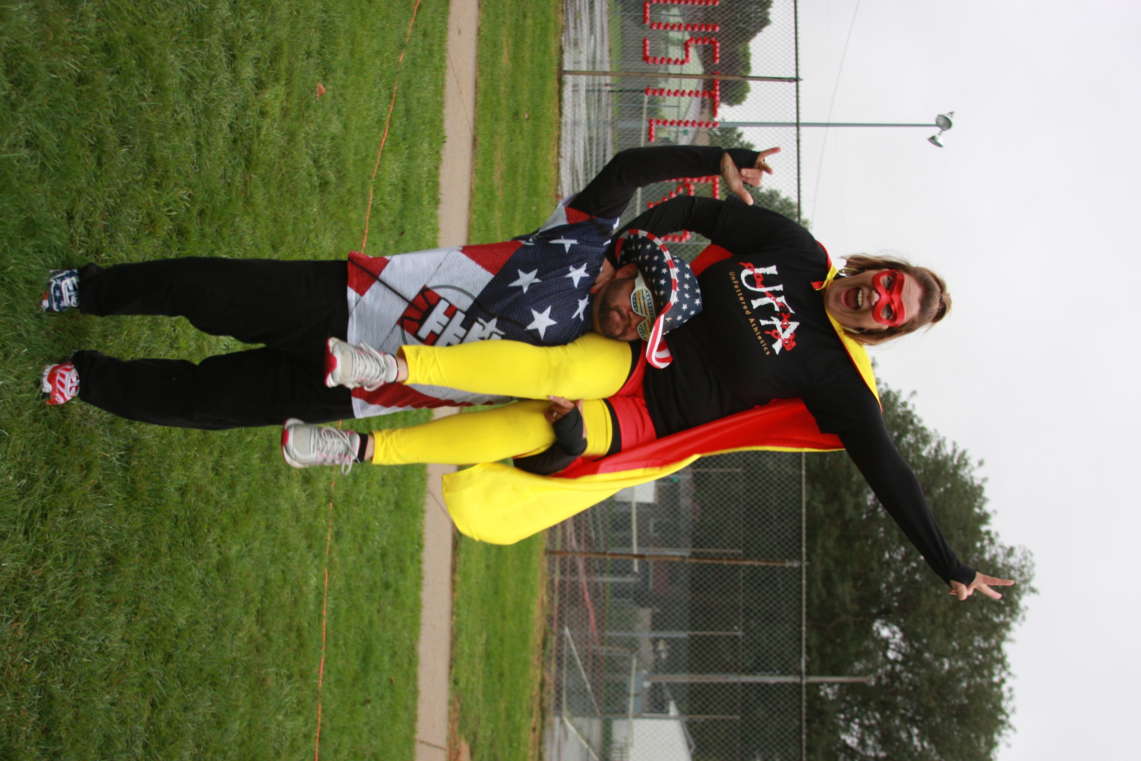 Coach & Mrs. Fetter