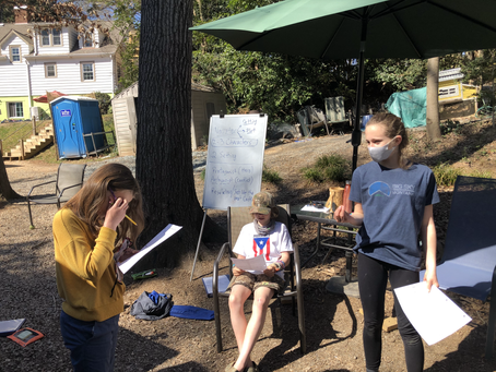 Upper El (3/8-12): Solar Ovens and Scenes!