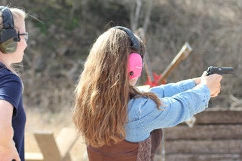"""""""Women's Only"""" Basic Pistol Class"""