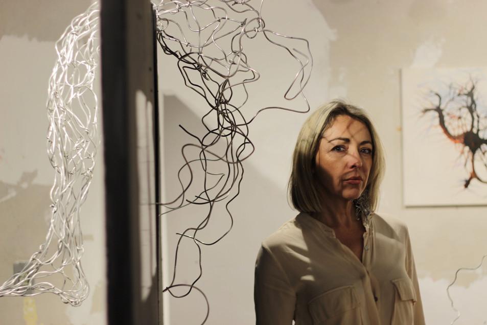artista Silvia Rodrigues