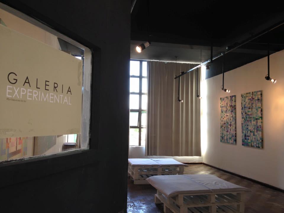 exposição O Quadrado, 2015