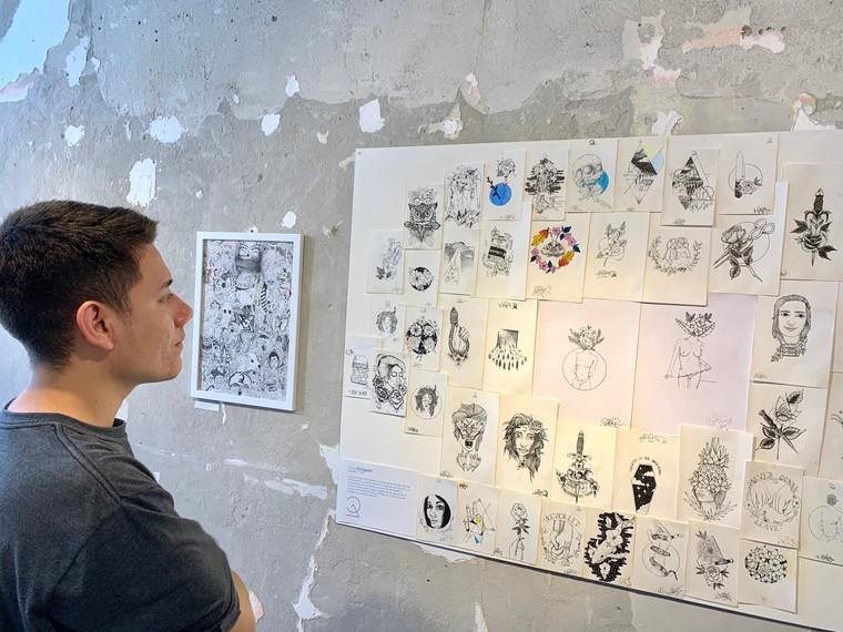 artista Lucas Furquim