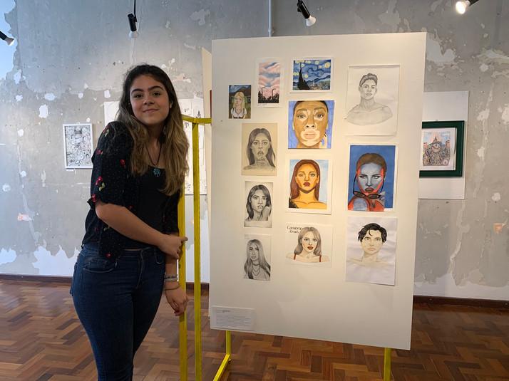 artista Tuanne Gularte