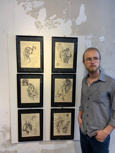artista Samuel Wolf