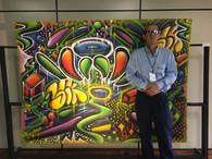 Alex Oleques, segurança do IFSul Sapucaia do Sul