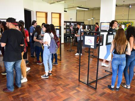 Artistas do IV Encontro de Arte, Cultura e Cidadania continuam expondo na Galeria Experimental