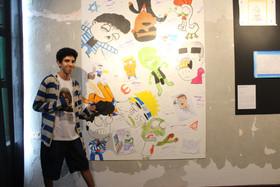 artista Ryel Nunes
