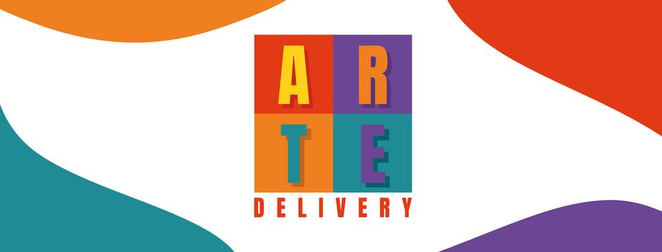 Coletivo Galeria em Ação apresenta a sua primeira ação: o Arte Delivery