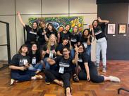 equipe de organização do IV Encontro de Arte, Cultura e Cidadania