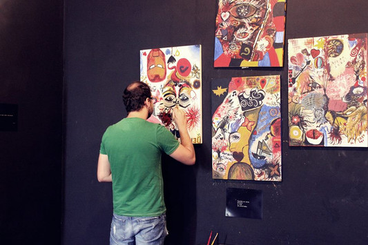 artista Edu Zuchi