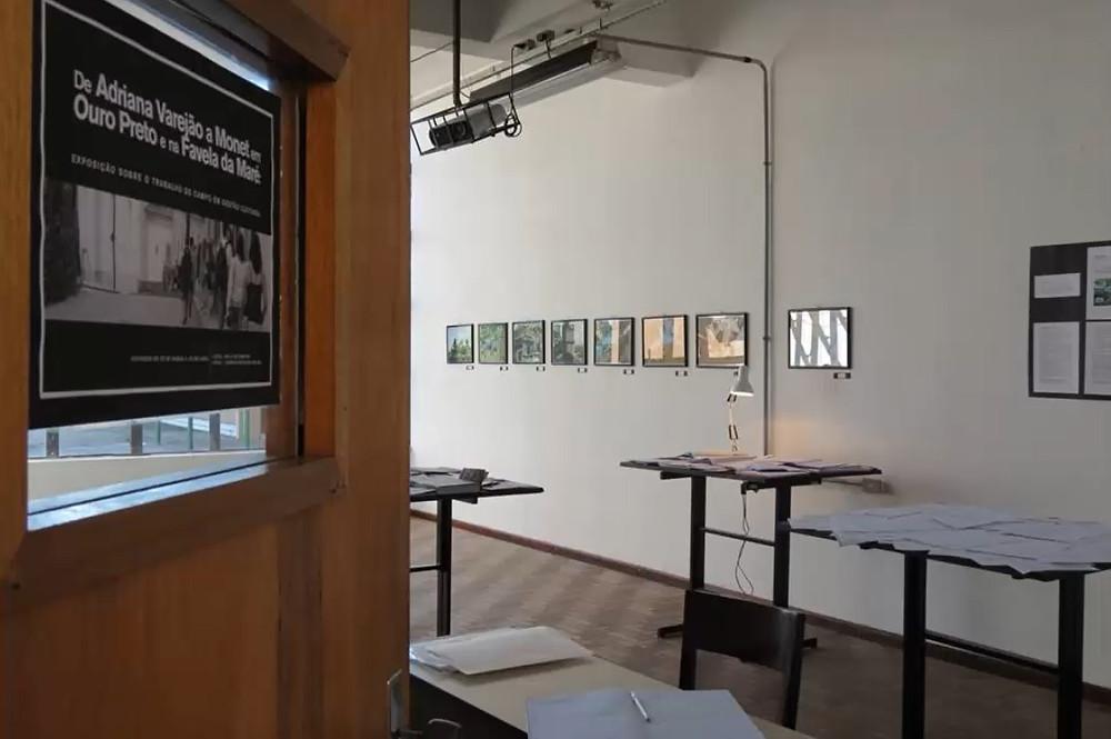 exposição De Varejão à Monet, 2013
