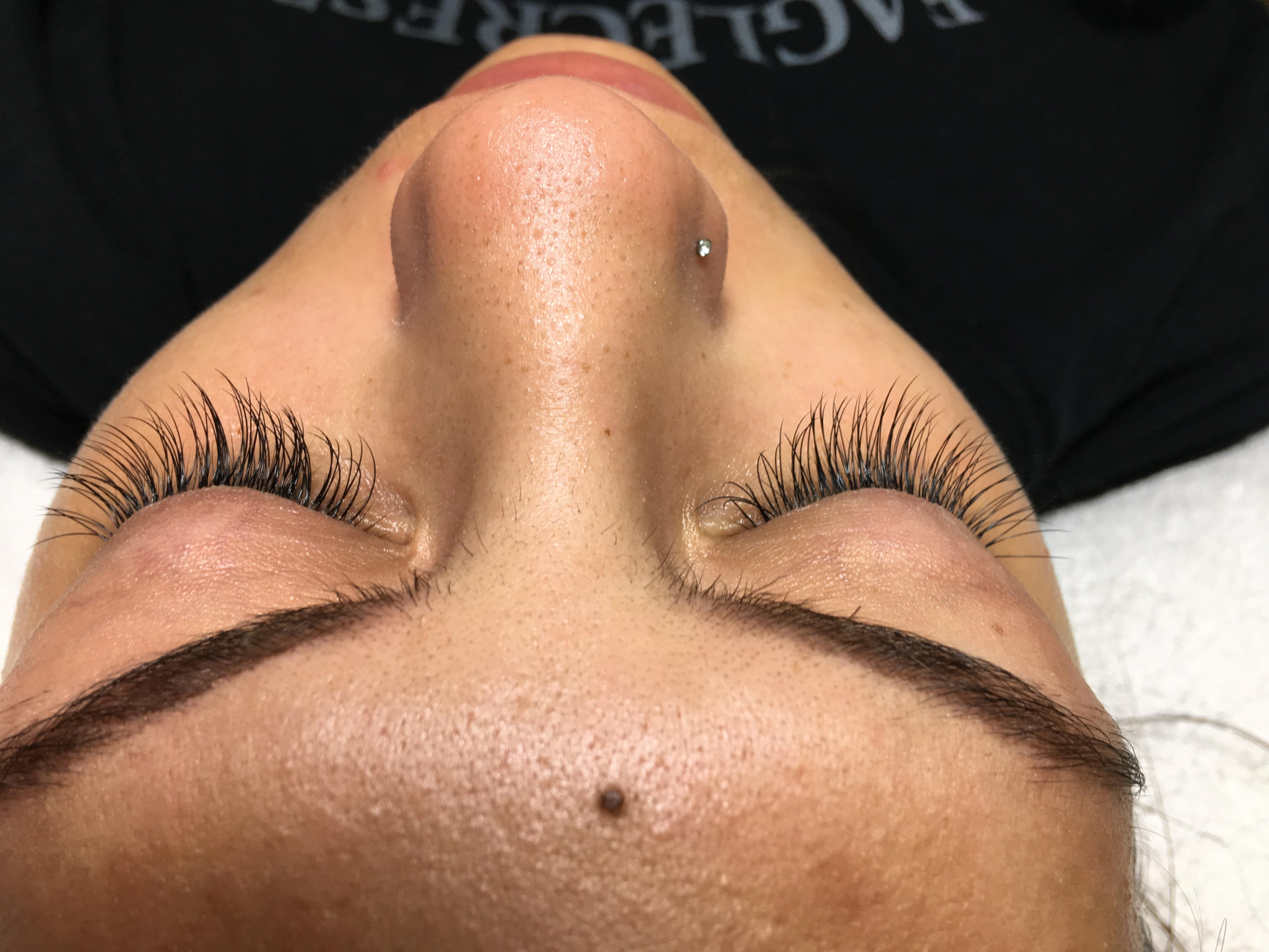 Half Eyelash Extension Refill