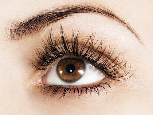 Try Eyelash Extension (60 individual lashes for both eyes, 30 lashes each eye)