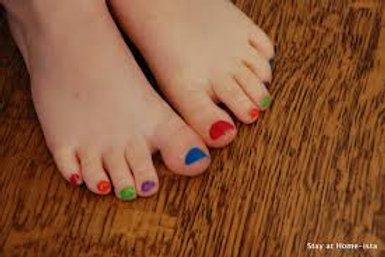Kid's Pedicure