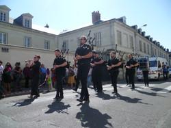Défilé carnaval de Tours