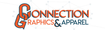 LARGE Connection Graphics & Apparel logo