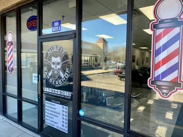 Misfits Barbershop