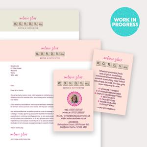 Design Concepts – Melanie Silver Copywriter