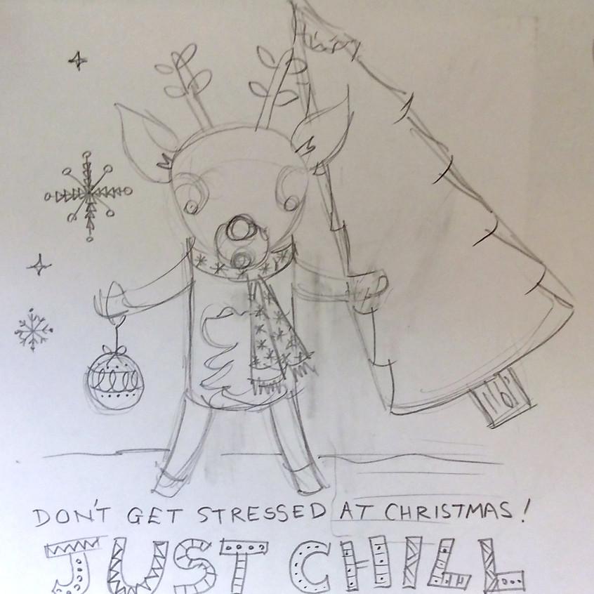 10 Nov. Chill Sketch Challenge
