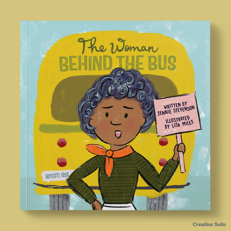 The Woman Behind the Bus