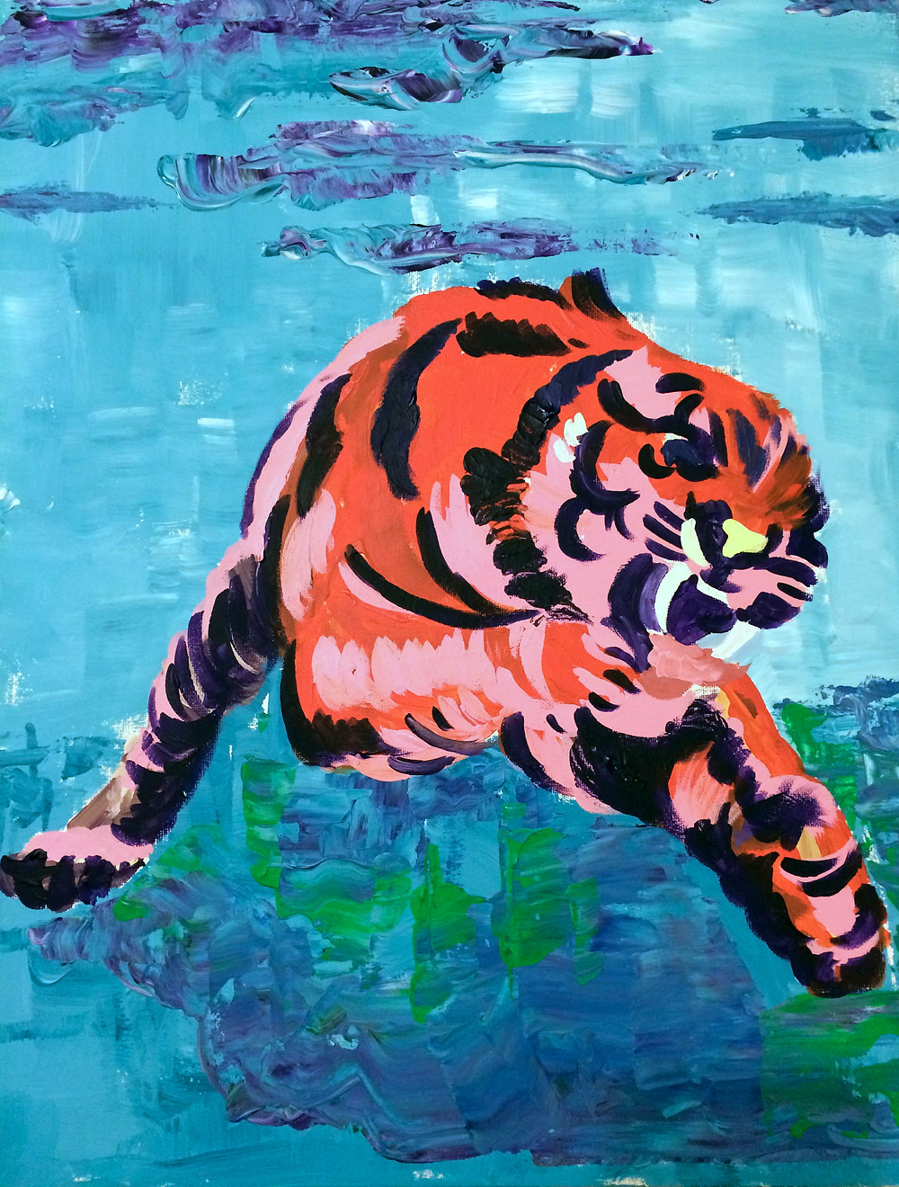Tiger – Work in progress